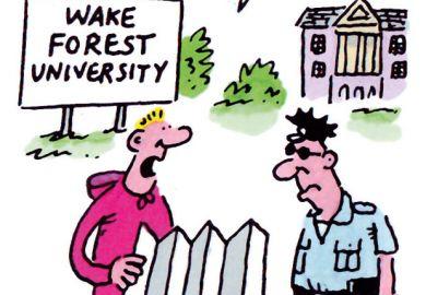 The week in higher education cartoon (17 September 2015)