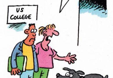 The week in higher education cartoon (17 November 2016)
