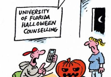 The week in higher education cartoon (20 October 2016)