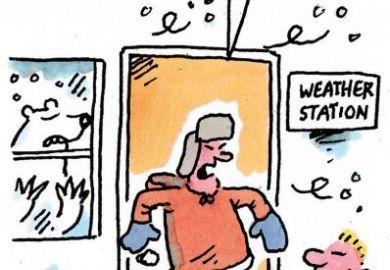 The week in higher education cartoon (22 September 2016)