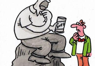 The week in higher education cartoon (24 November 2016)