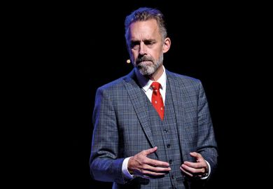 Dr. Jordan B. Peterson, professor of psychology at the University of Toronto