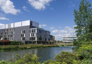 University of Northampton Waterside campus