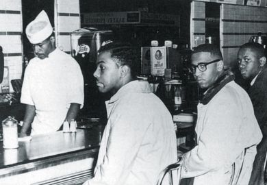 Greensboro sit-in, 1960