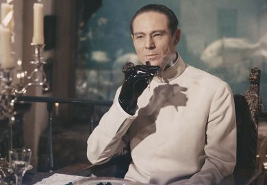 Joseph Wiseman As Dr No