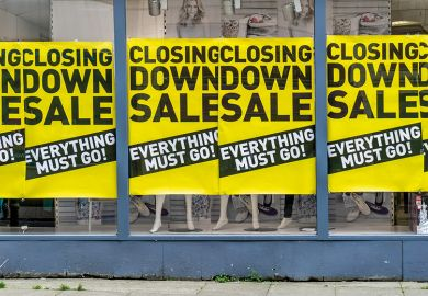 shops closing down sale