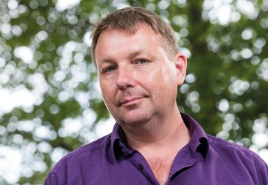 British social geographer Professor Danny Dorling