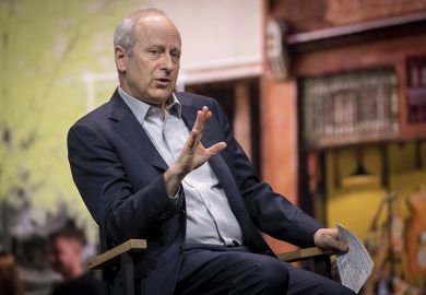 Michael Sandel, professor at Harvard University