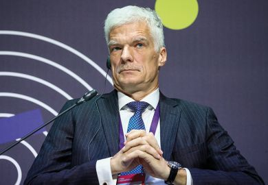 OECD Director for Education and Skills Andreas Schleicher