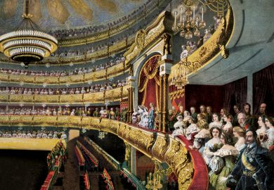 theatre painting