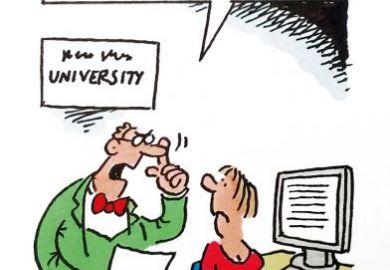 The week in higher education cartoon (20 April 2017)