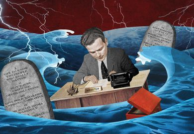 Ten commandments for influencing policymakers in turbulent times