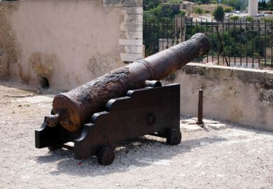 Fortress of Tortosa, Spain