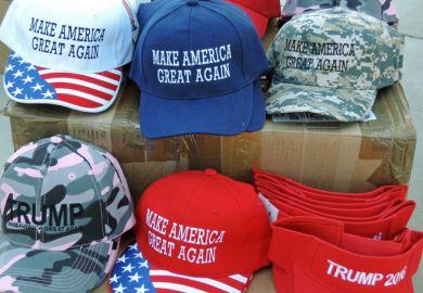 Trump caps