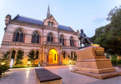 Most beautiful universities in Australia - University of Adelaide
