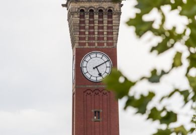University of Birmingham clock tower