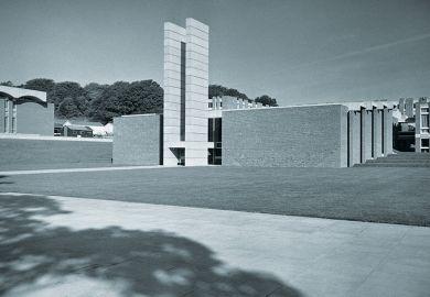 Gardner Arts Centre, University of Sussex, Brighton, circa 1966-c1980