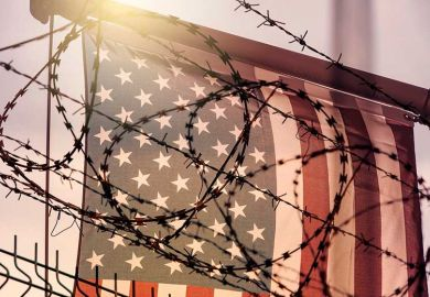 us-flag-barbed-wire