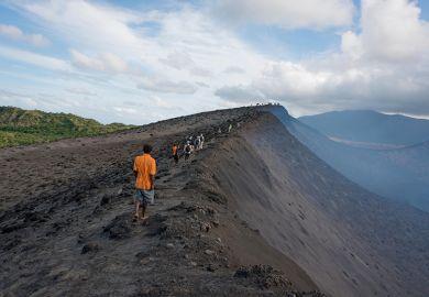 Vanuatu ridge