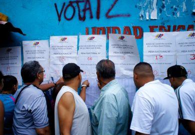 Venezuela Vote
