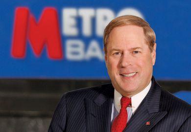 Vernon Hill, Metro Bank, City University, Cass Business School