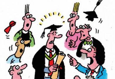 Week in higher education illustration (19 January 2017)