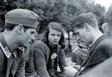 sophie scholl white rose resistance