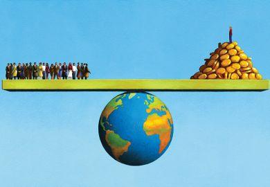 world balance inequality