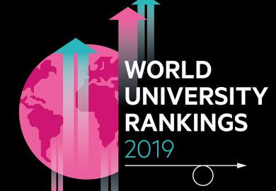 World University Rankings 2019 cover