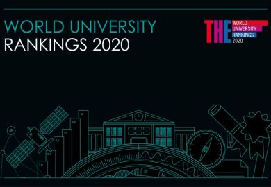 The World University Rankings 2020 Methodology Times Higher Education The
