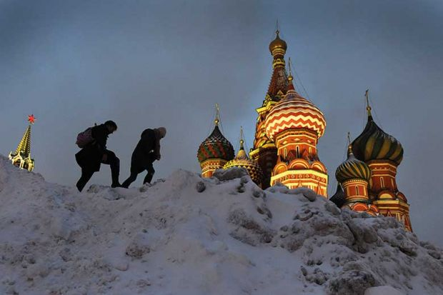 Is Russia's 5-100 Project working? | Times Higher Education