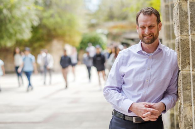 Kent Anderson has been appointed deputy vice-chancellor, global, at the University of Newcastle