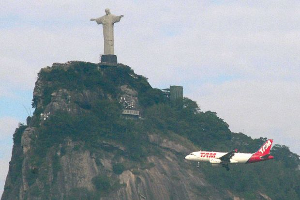 Fly down to Rio, then stretch your horizons | Times Higher