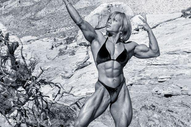 Black iron female body builders sex