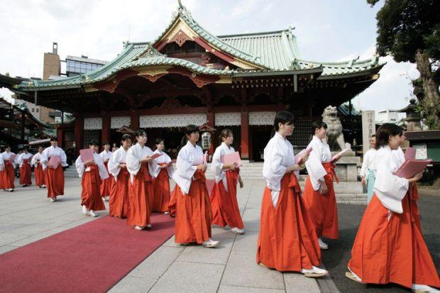 Education in japan religion sex