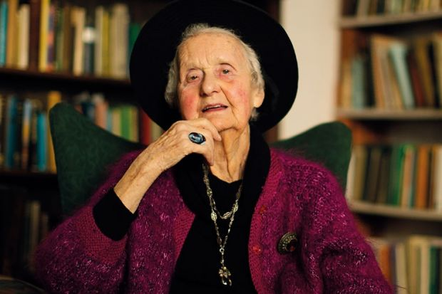 Mary Midgley More Than A Sum Of Parts Times Higher Education The