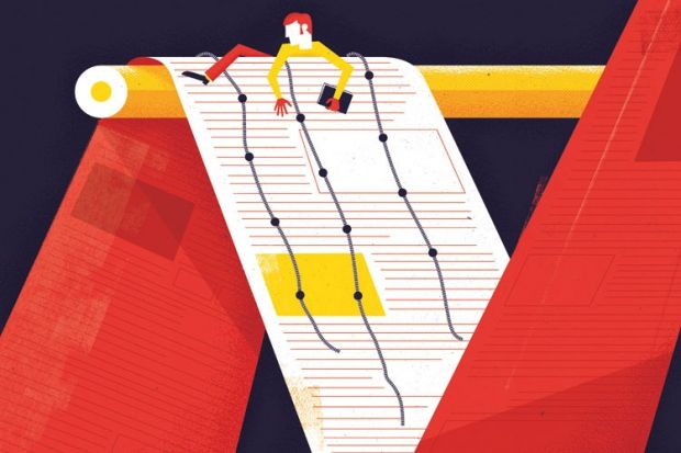 10 point guide to dodging publishing pitfalls | Times Higher