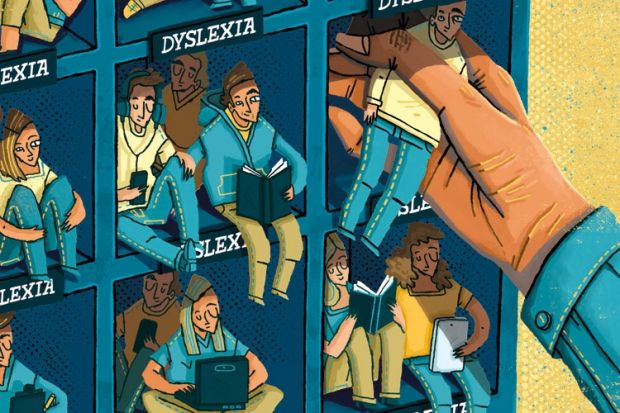 Rethinking How Students With Dyslexia >> Is It Time To Rethink Dyslexia Times Higher Education The