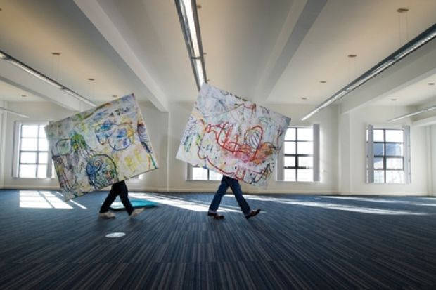 art that moves times higher education the