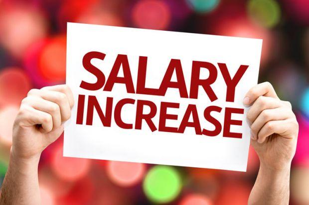 Salary Increase Style