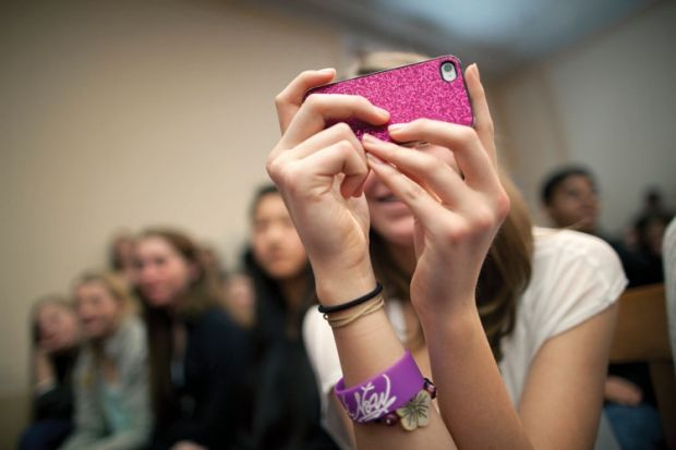 University of Salford launches Tinder-style app to match