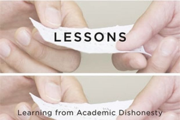 Cheating Lessons: Learning from Academic Dishonesty, by James M ...