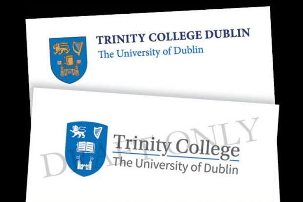 Opinions are not as one over Trinity College Dublin rebrand