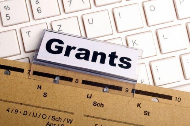 Grant Application Success Rates Dip