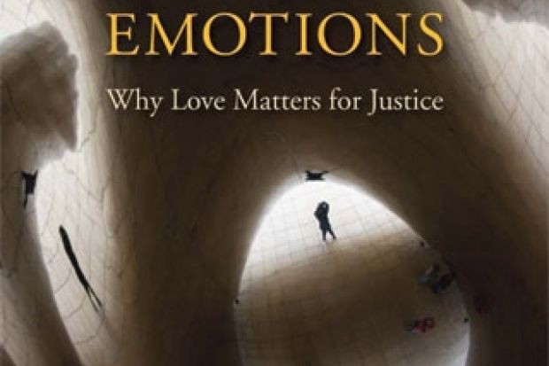 Books and articles about gender and emotion?