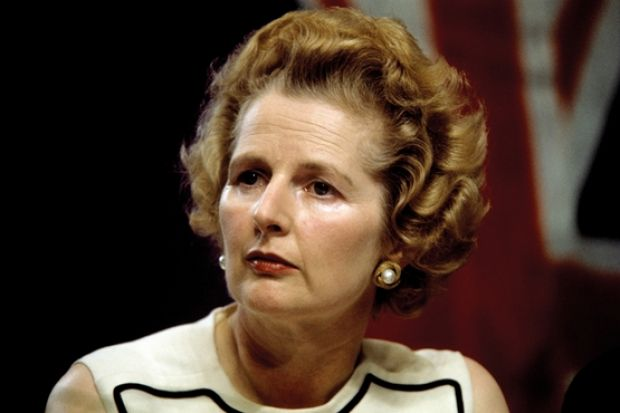Thatcher S Academic Paradox Times Higher Education The