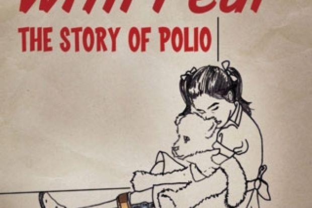 Bilderesultater for Polio cathastrophic illustration