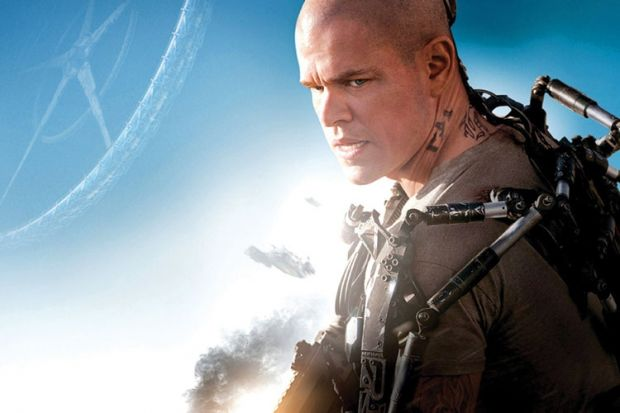 Elysium, directed by Neill Blomkamp | Times Higher Education