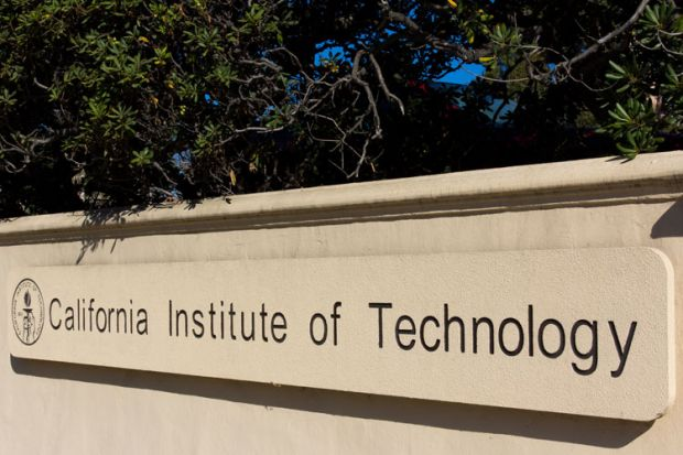 10 reasons why Caltech is the world's number one university
