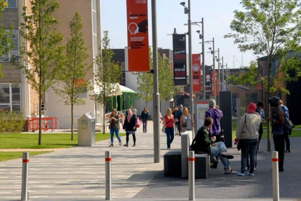 Staffordshire University To Move Out Of Stafford Times